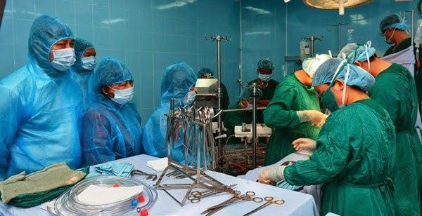 Đảo Lý Sơn có cầu truyền hình khám, chữa bệnh trực tuyến