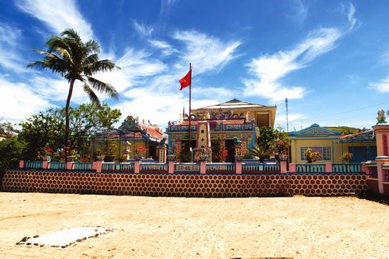 Hội Dồi Bồng ở Đảo Lý Sơn