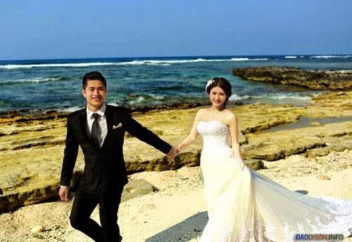 Bộ ảnh cưới của Minh Tuấn và Thùy Linh được thực hiện trong 3 ngày