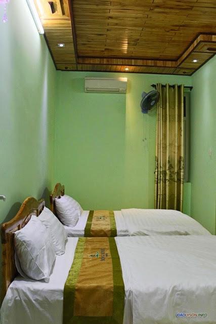 Phòng ngủ sạch đẹp