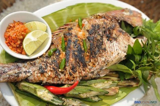 Cá tà ma nước muối ớt tuyệt vời