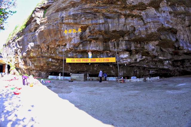 Chùa Hang là nơi có những tấm ảnh đẹp
