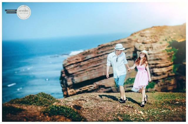 Những bộ ảnh cưới đẹp nhất tại Đảo Lý Sơn - Hình 8