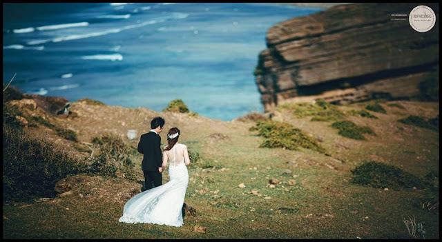 Những bộ ảnh cưới đẹp nhất tại Đảo Lý Sơn - Hình 7