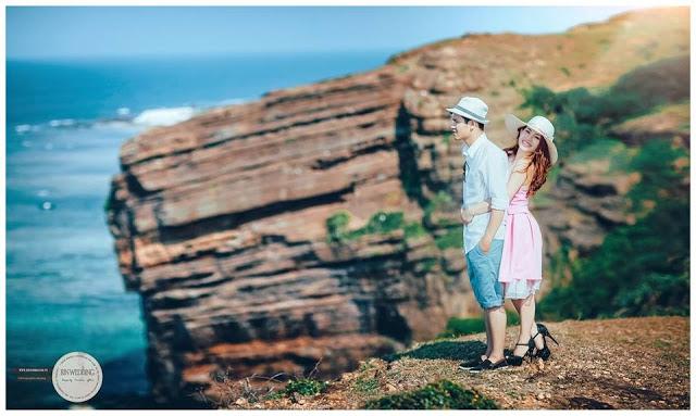 Những bộ ảnh cưới đẹp nhất tại Đảo Lý Sơn - Hình 10