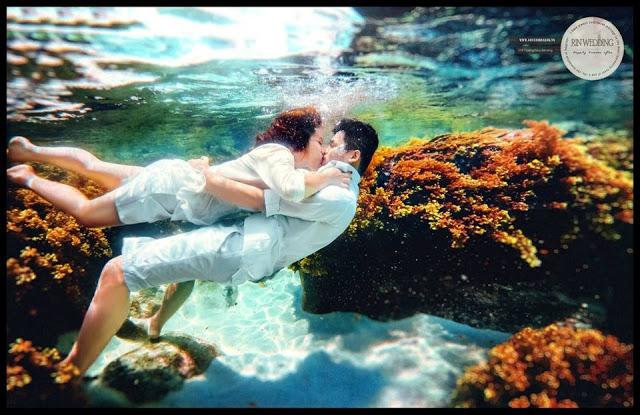 Những bộ ảnh cưới đẹp nhất tại Đảo Lý Sơn - Hình 14