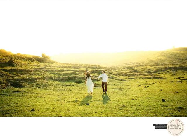 Những bộ ảnh cưới đẹp nhất tại Đảo Lý Sơn - Hình 13