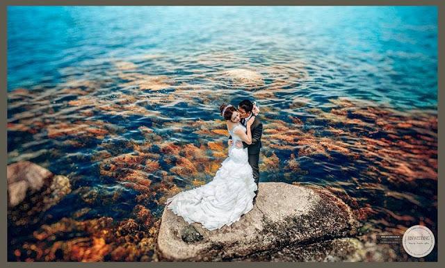 Những bộ ảnh cưới đẹp nhất tại Đảo Lý Sơn - Hình 21