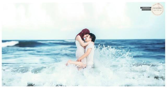 Những bộ ảnh cưới đẹp nhất tại Đảo Lý Sơn - Hình 6