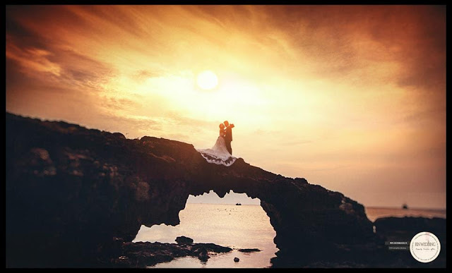 Những bộ ảnh cưới đẹp nhất tại Đảo Lý Sơn - Hình 19