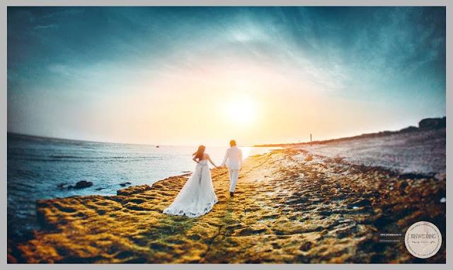 Những bộ ảnh cưới đẹp nhất tại Đảo Lý Sơn - Hình 23