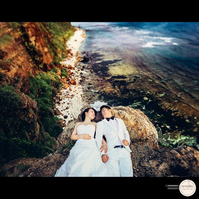 Những bộ ảnh cưới đẹp nhất tại Đảo Lý Sơn - Hình 11