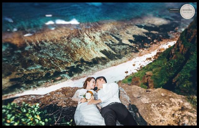Những bộ ảnh cưới đẹp nhất tại Đảo Lý Sơn - Hình 12