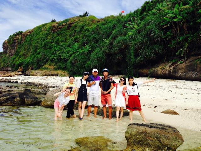 Phát triển Lý Sơn thành điểm du lịch, nghỉ dưỡng