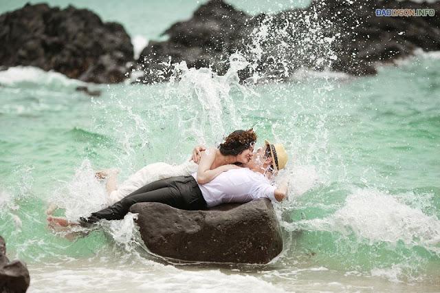 Những bộ ảnh cưới đẹp nhất tại Đảo Lý Sơn - Hình 1