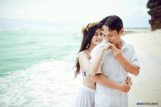 Những bộ ảnh cưới đẹp nhất tại Đảo Lý Sơn - Hình 5