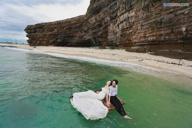 Những bộ ảnh cưới đẹp nhất tại Đảo Lý Sơn - Hình 24