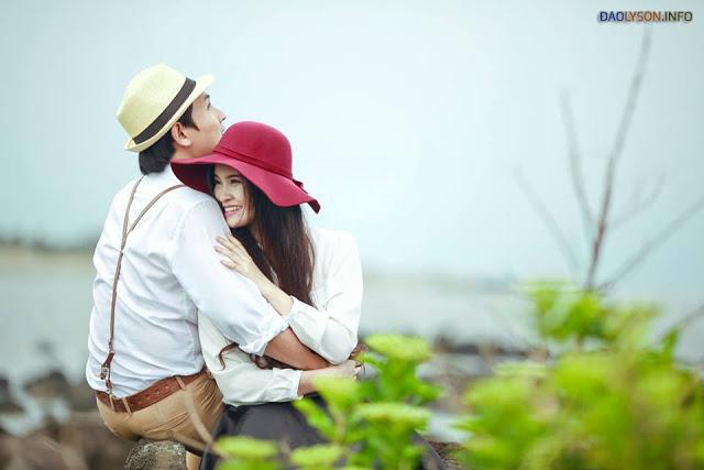 Những bộ ảnh cưới đẹp nhất tại Đảo Lý Sơn - Hình 3