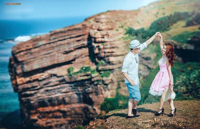 Những bộ ảnh cưới đẹp nhất tại Đảo Lý Sơn - Hình 9