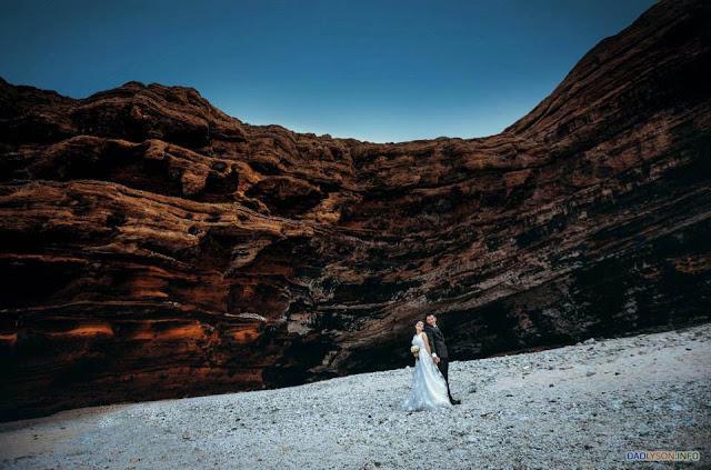 Album ảnh cưới tại đảo Lý Sơn - Hình 2