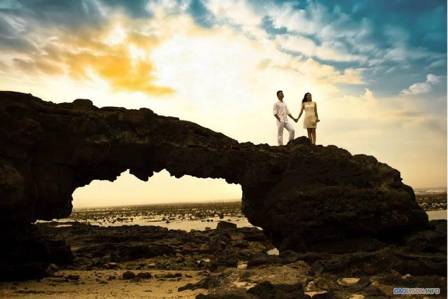 Album ảnh cưới tại đảo Lý Sơn - Hình 3