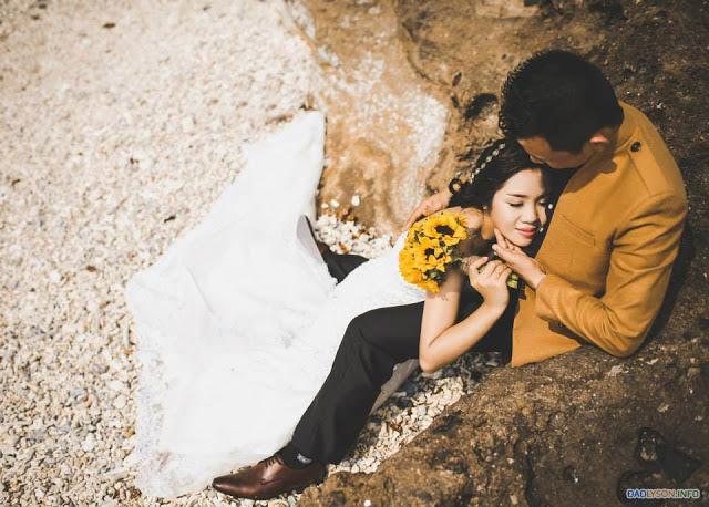 Album ảnh cưới tại đảo Lý Sơn - Hình 4