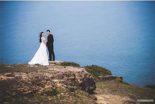 Album ảnh cưới tại đảo Lý Sơn - Hình 6