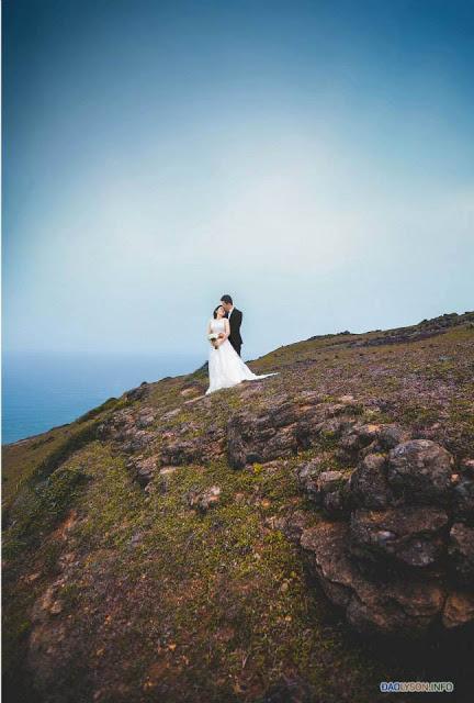 Album ảnh cưới tại đảo Lý Sơn - Hình 7