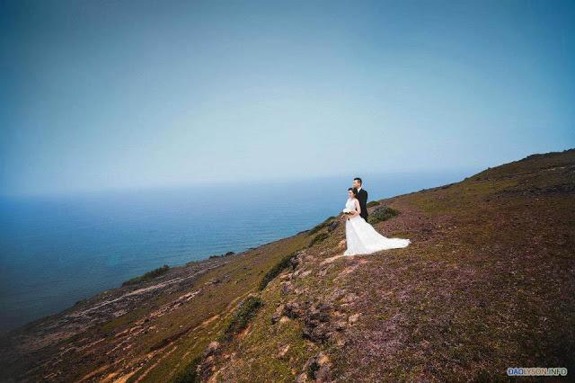 Album ảnh cưới tại đảo Lý Sơn - Hình 8