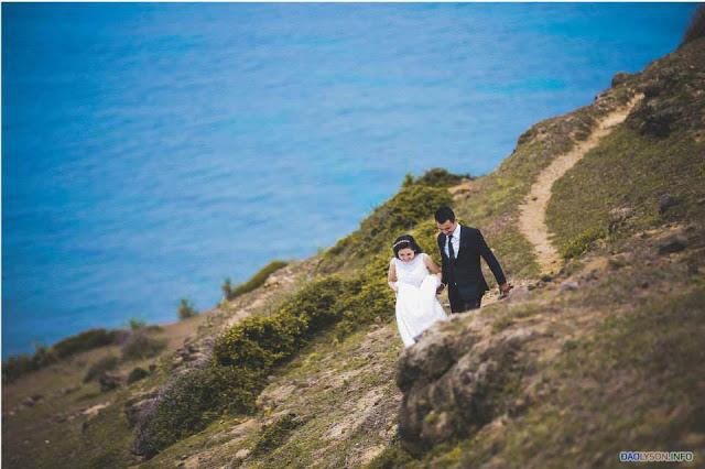 Album ảnh cưới tại đảo Lý Sơn - Hình 9