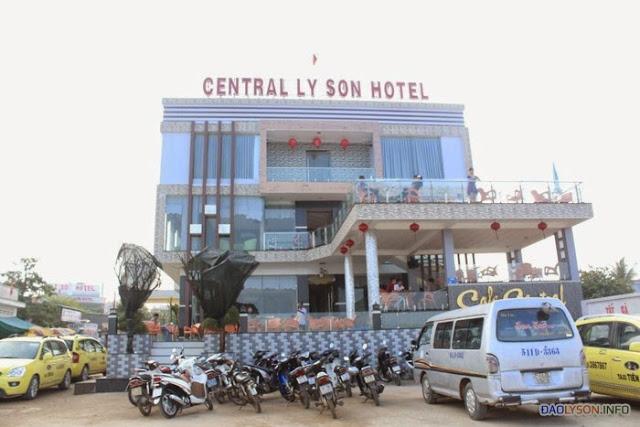 Khách sạn Central lý sơn hotel