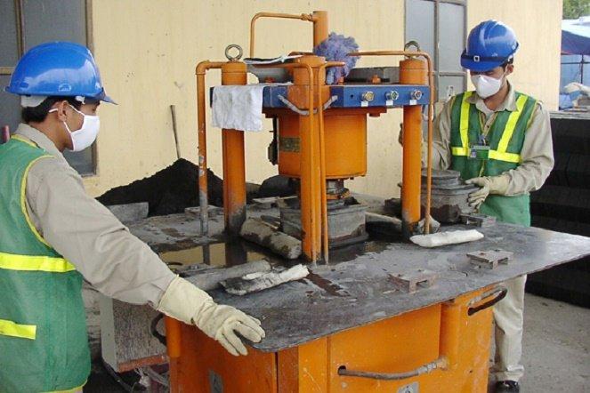 Vận hành nhà máy xử lý chất thải trên đảo Lý Sơn