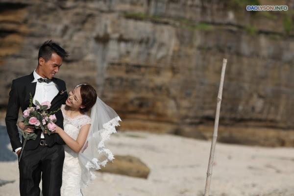 Chụp ảnh cưới tại thiên đường Lý Sơn - Hình 1