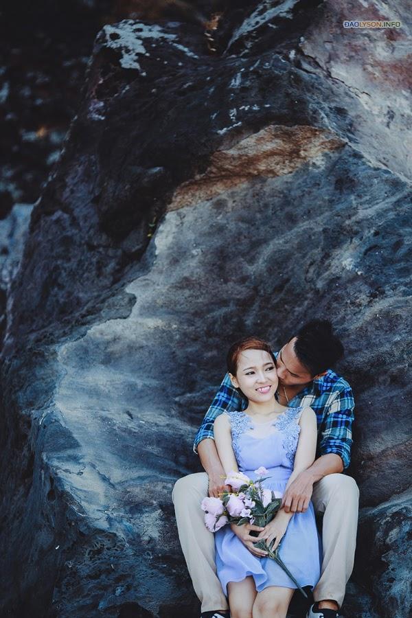 Chụp ảnh cưới tại thiên đường Lý Sơn - Hình 16