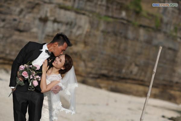 Chụp ảnh cưới tại thiên đường Lý Sơn - Hình 2