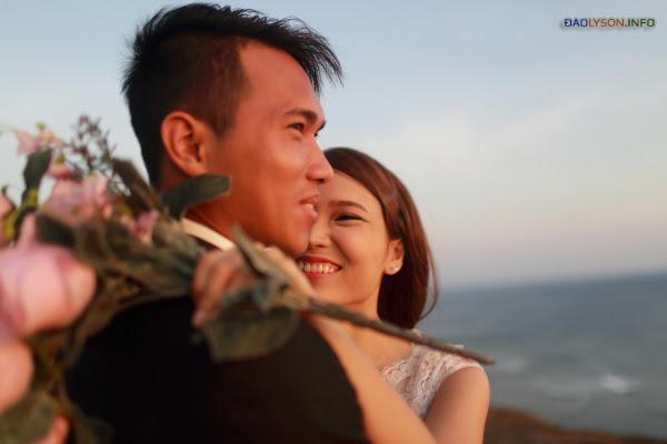 Chụp ảnh cưới tại thiên đường Lý Sơn - Hình 20