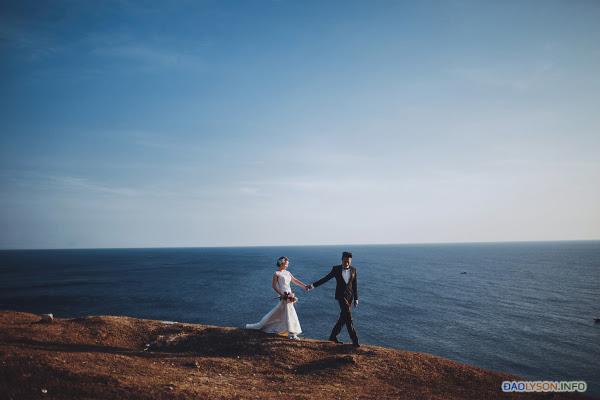 Chụp ảnh cưới tại thiên đường Lý Sơn - Hình 24