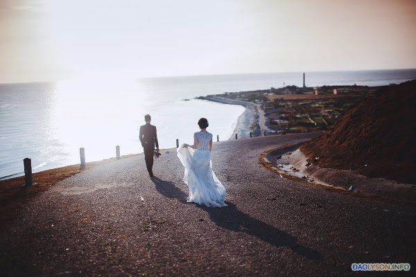 Chụp ảnh cưới tại thiên đường Lý Sơn - Hình 25