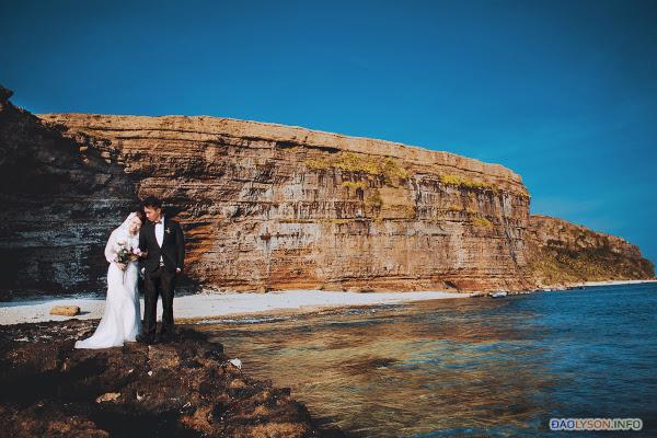 Chụp ảnh cưới tại thiên đường Lý Sơn - Hình 26