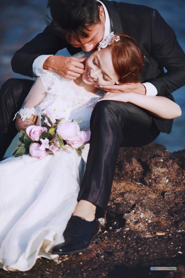Chụp ảnh cưới tại thiên đường Lý Sơn - Hình 28