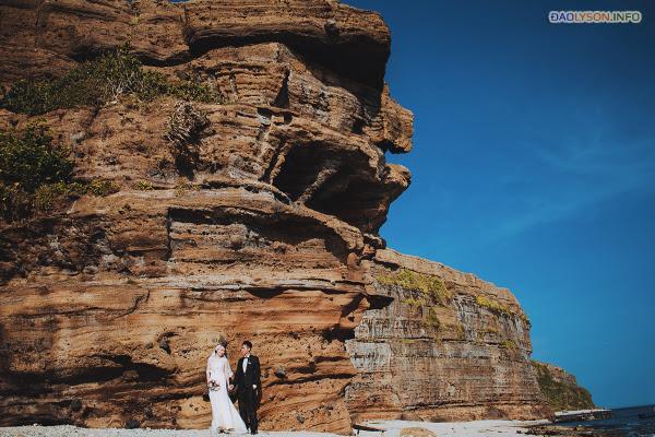 Chụp ảnh cưới tại thiên đường Lý Sơn - Hình 29