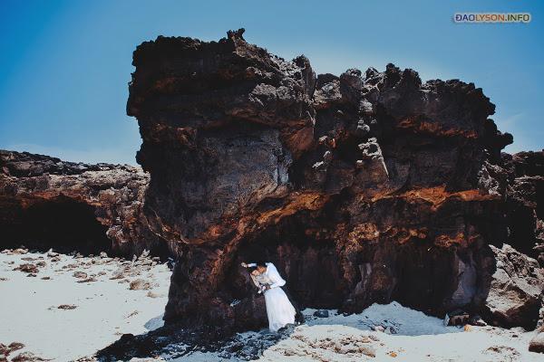 Chụp ảnh cưới tại thiên đường Lý Sơn - Hình 4