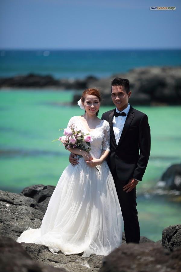 Chụp ảnh cưới tại thiên đường Lý Sơn - Hình 5