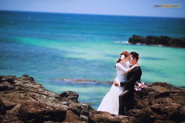 Chụp ảnh cưới tại thiên đường Lý Sơn - Hình 6