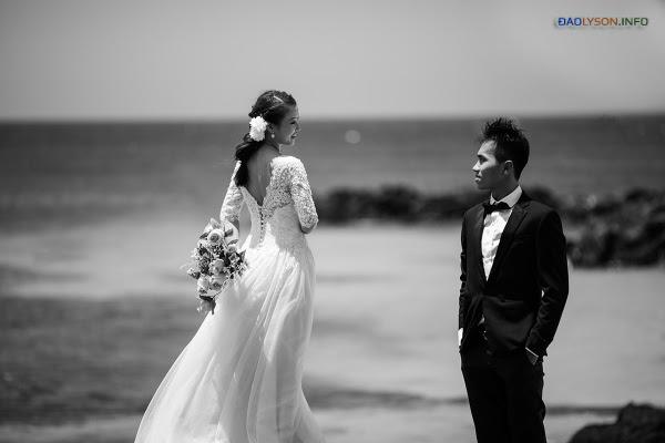Chụp ảnh cưới tại thiên đường Lý Sơn - Hình 7