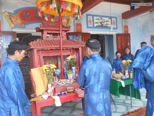 Lăng Tân-nơi đang lưu giữ và thờ cúng ngài Đồng đình Đại Vương.