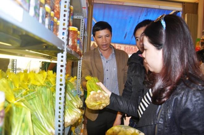 'Vua tỏi Lý Sơn' đưa sản phẩm đi nước ngoài