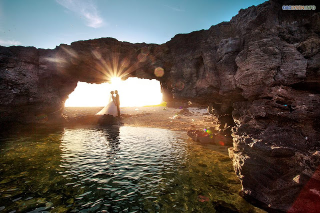 Trọn bộ ảnh cưới đẹp nhất tại Đảo Lý Sơn - Hình 2