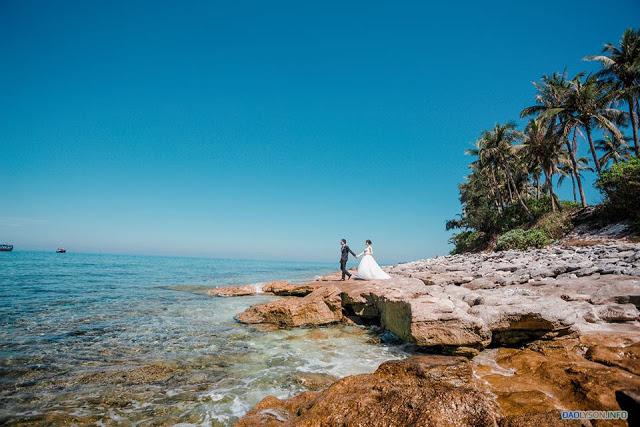 Trọn bộ ảnh cưới đẹp nhất tại Đảo Lý Sơn - Hình 5
