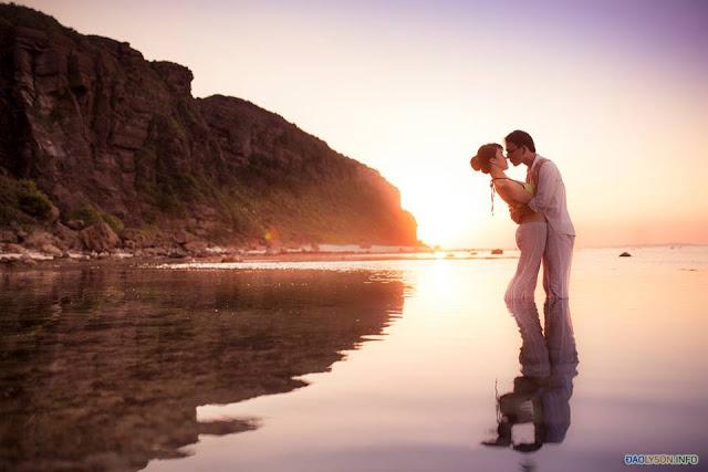 Trọn bộ ảnh cưới đẹp nhất tại Đảo Lý Sơn - Hình 1